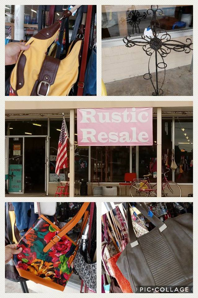 Rustic Resale Front Pic 002