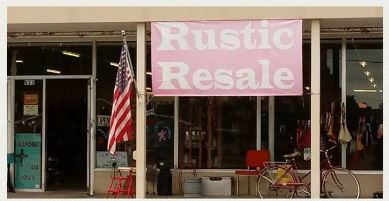 Rustic Resale Front Pic